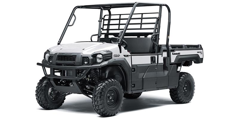 2019 Kawasaki Mule™ PRO-DX™ Diesel EPS at Hebeler Sales & Service, Lockport, NY 14094