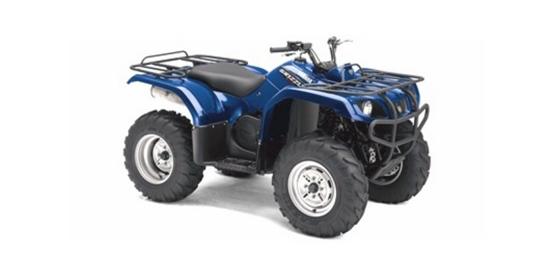 2009 Yamaha Grizzly 350 Automatic | Central Texas Powersports