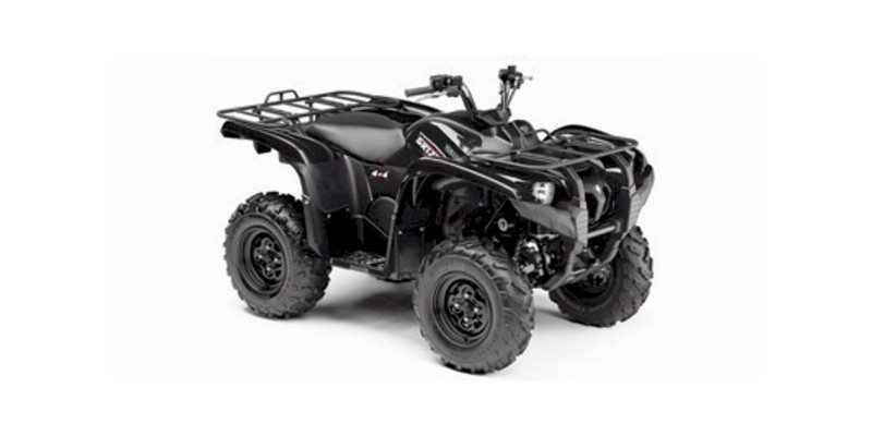 2009 Yamaha Grizzly 700 FI Auto 4x4 EPS at Waukon Power Sports, Waukon, IA 52172