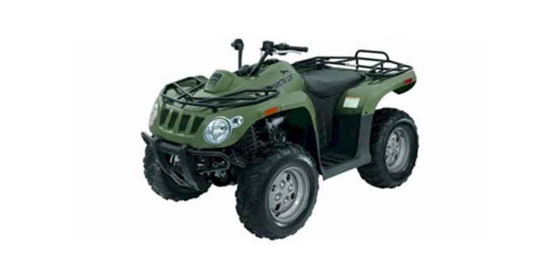 2009 Arctic Cat 366 4x4 Automatic at Youngblood Powersports RV Sales and Service