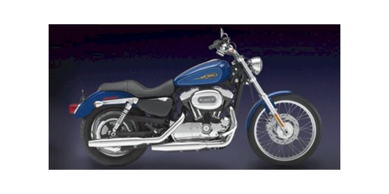 2009 Harley-Davidson Sportster 1200 Custom at Star City Motor Sports