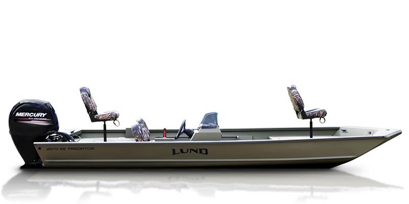 2019 Lund Predator 2070 SC at Pharo Marine, Waunakee, WI 53597