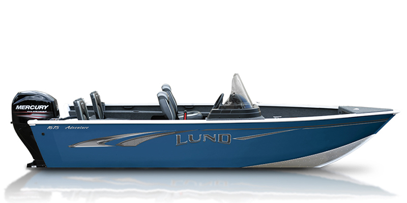 2019 Lund Adventure 1675 SS at Pharo Marine, Waunakee, WI 53597