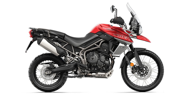 Tiger 800 XCA at Youngblood Powersports RV Sales and Service