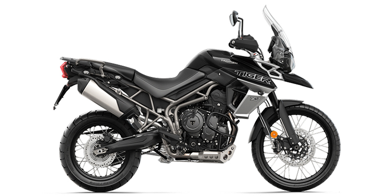2019 Triumph Tiger 800 XCx at Frontline Eurosports