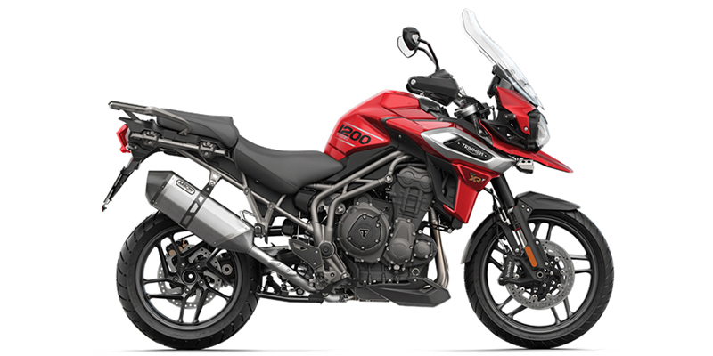 Tiger 1200 XRT at Youngblood Powersports RV Sales and Service