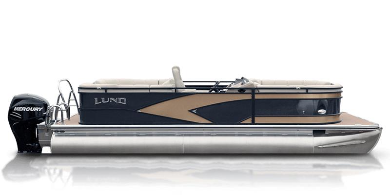 2019 Lund LX 200 Pontoon Boat Walk Thru at Pharo Marine, Waunakee, WI 53597