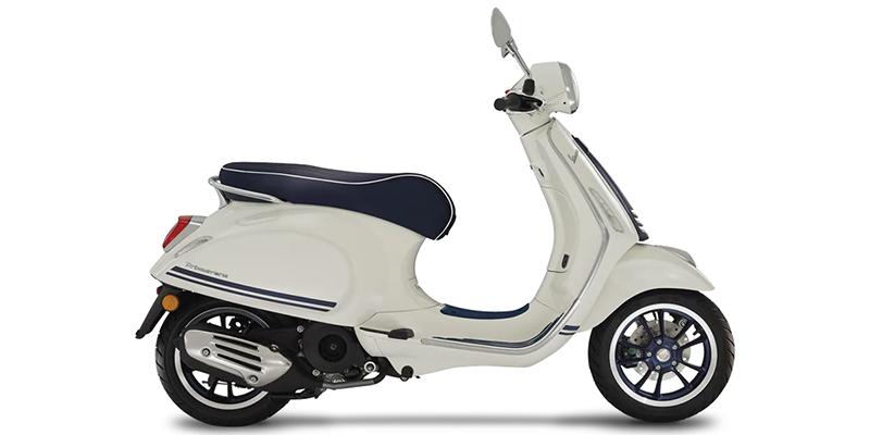 2020 Vespa Primavera 150 Yacht Club at Sloans Motorcycle ATV, Murfreesboro, TN, 37129
