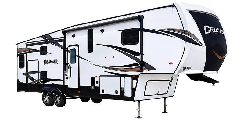 Crusader 381MBH at Youngblood Powersports RV Sales and Service