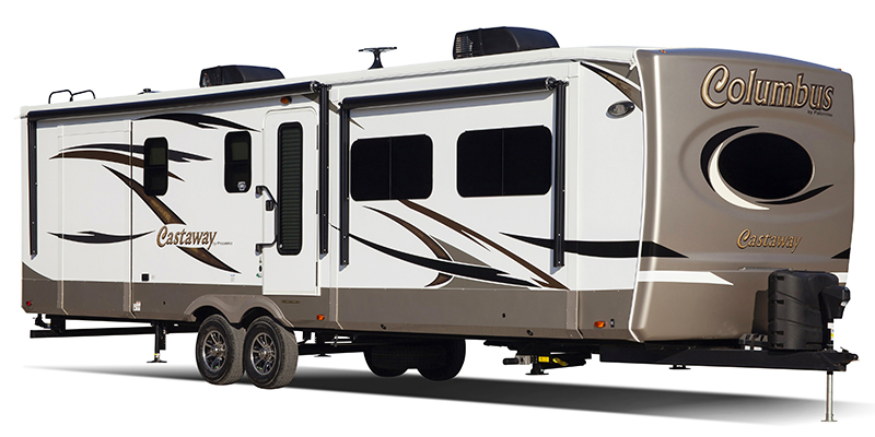 Columbus Castaway CM86FK at Youngblood Powersports RV Sales and Service