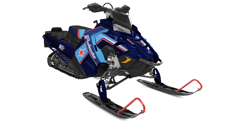 2020 Polaris TITAN® XC® 155 at Cascade Motorsports