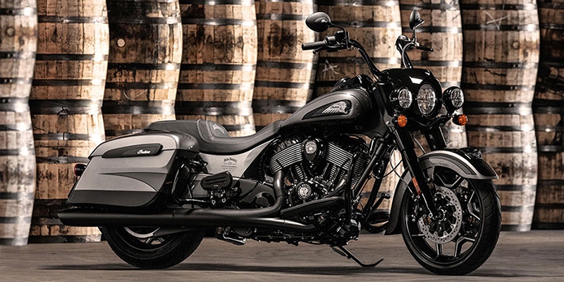 Jack Daniels® Limited Edition Indian Springfield® DarkHorse® at Brenny's Motorcycle Clinic, Bettendorf, IA 52722