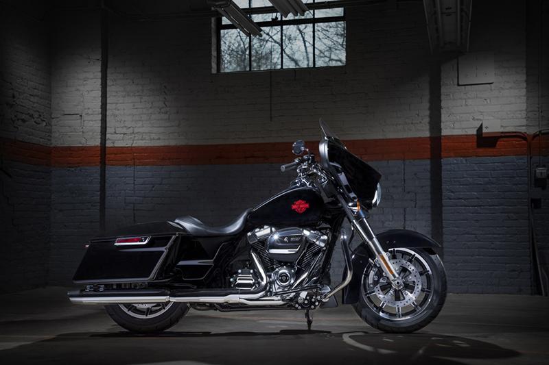 2019 Harley-Davidson Electra Glide Standard at Great River Harley-Davidson
