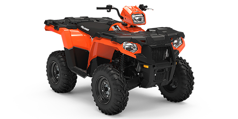 Sportsman® 450 H.O. EPS LE at Midwest Polaris, Batavia, OH 45103