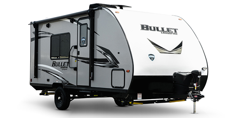 Bullet Crossfire 2070BH at Youngblood Powersports RV Sales and Service