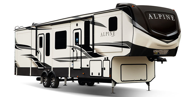 Alpine 3850RD at Youngblood Powersports RV Sales and Service