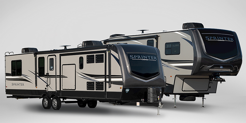Sprinter Limited 3341FWFLS at Youngblood Powersports RV Sales and Service