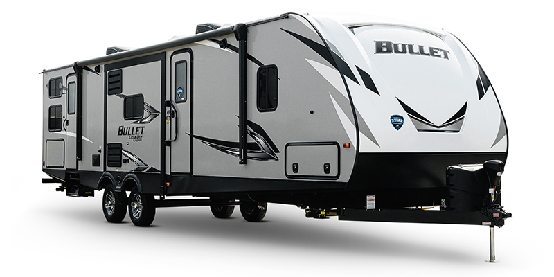 2020 Keystone Bullet (East) 330BHS at Youngblood Powersports RV Sales and Service