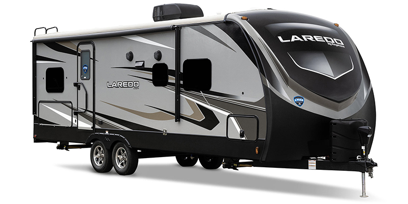 Laredo 334RE at Youngblood Powersports RV Sales and Service