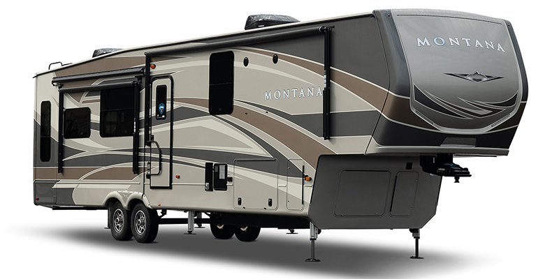 Montana 3854BR at Youngblood Powersports RV Sales and Service