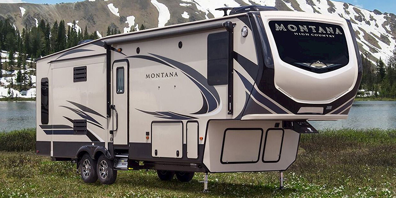Montana High Country 374FL at Youngblood Powersports RV Sales and Service