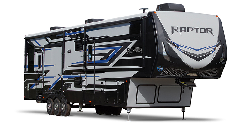 Raptor 362TS at Youngblood Powersports RV Sales and Service