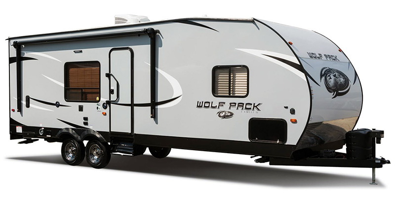 Cherokee Wolf Pack 27PACK10 at Youngblood Powersports RV Sales and Service
