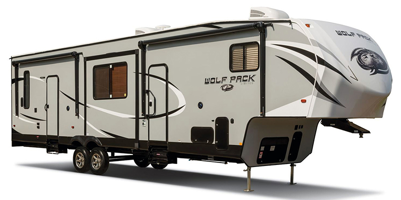 Cherokee Wolf Pack 365PACK16 at Youngblood Powersports RV Sales and Service