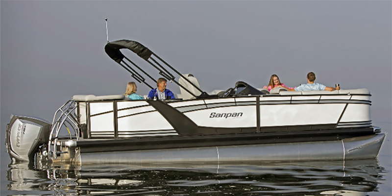 SP Series 2500 ELW at Pharo Marine, Waunakee, WI 53597