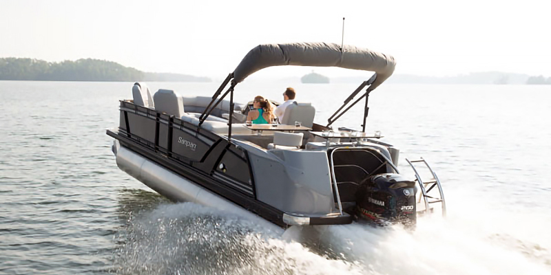 SP Series 2500 FEB at Pharo Marine, Waunakee, WI 53597