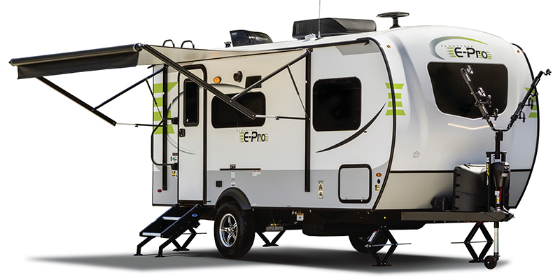 Flagstaff E-Pro E14FK at Youngblood Powersports RV Sales and Service