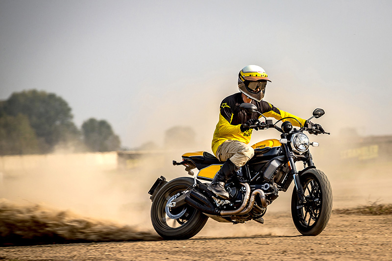 2019 Ducati Scrambler® Full Throttle at Frontline Eurosports