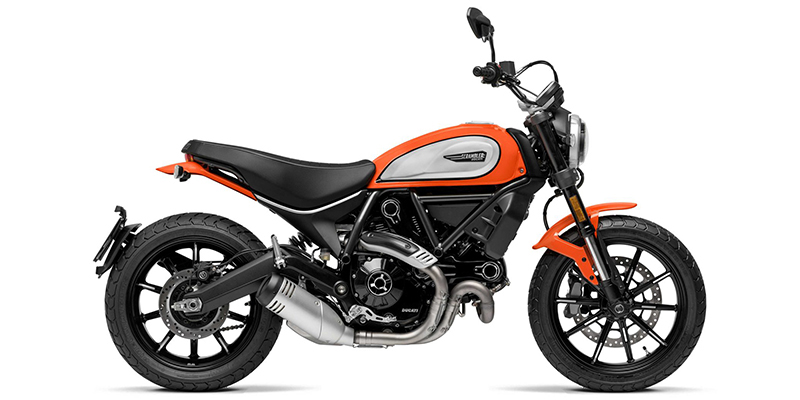 Scrambler® Icon at Frontline Eurosports
