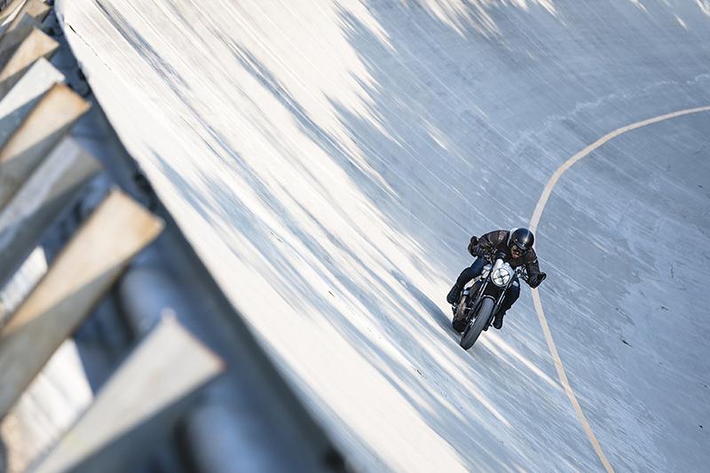 2019 Ducati Scrambler® Cafe Racer at Frontline Eurosports