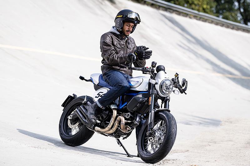2019 Ducati Scrambler Cafe Racer at Lynnwood Motoplex, Lynnwood, WA 98037