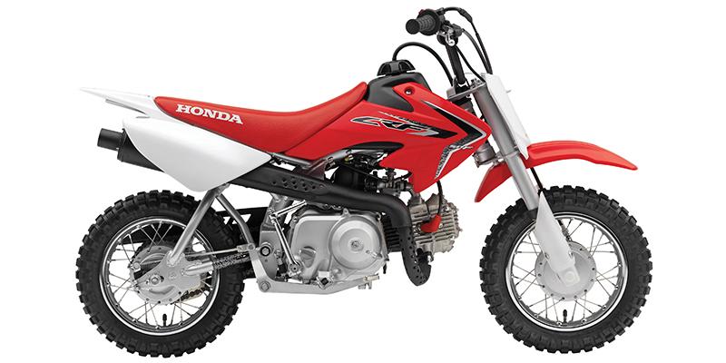 Motorcycle at Eastside Honda
