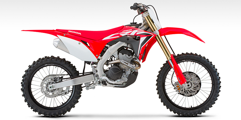 CRF250R at Wild West Motoplex