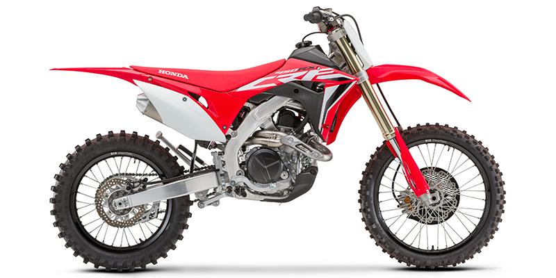 2020 Honda CRF® 450RX at Wild West Motoplex