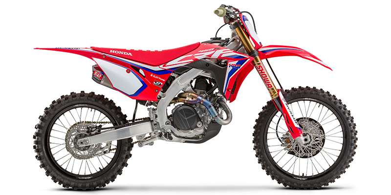 CRF450RWE at Wild West Motoplex