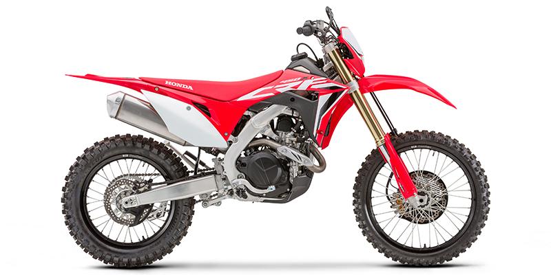 2020 Honda CRF® 450X at Wild West Motoplex