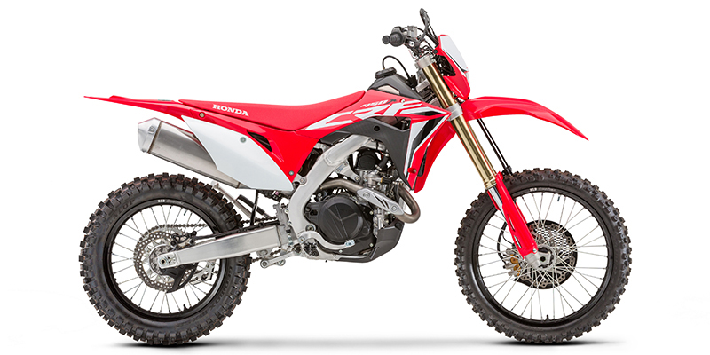 CRF450X at Wild West Motoplex