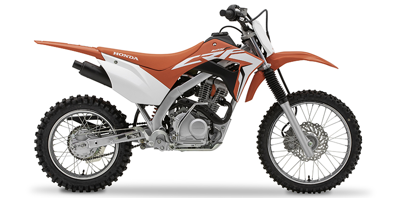 2020 Honda CRF® 125F at Wild West Motoplex