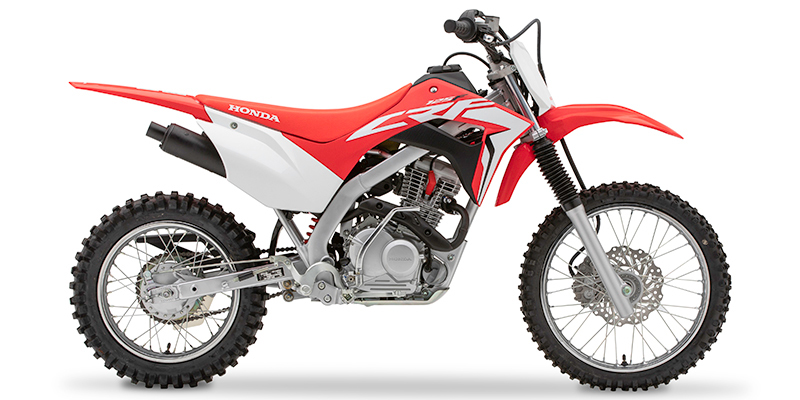CRF125F at Wild West Motoplex