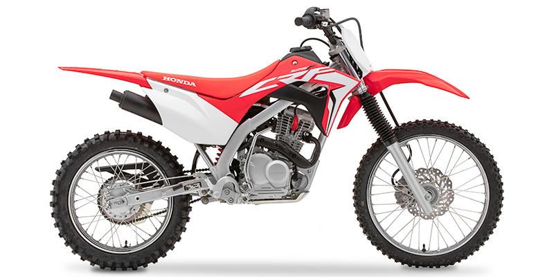 CRF125F (Big Wheel) at Wild West Motoplex