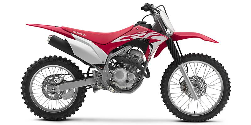 2020 Honda CRF® 250F at Wild West Motoplex