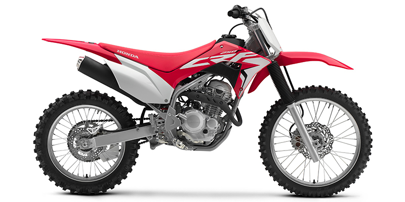 CRF250F at Wild West Motoplex