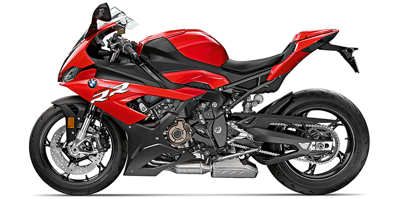 Motorcycle at Frontline Eurosports