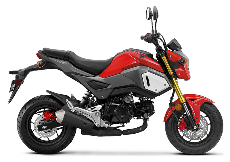 2020 Honda Grom™ Base at Wild West Motoplex