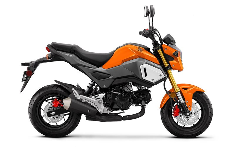 2020 Honda Grom Base at Kent Motorsports, New Braunfels, TX 78130
