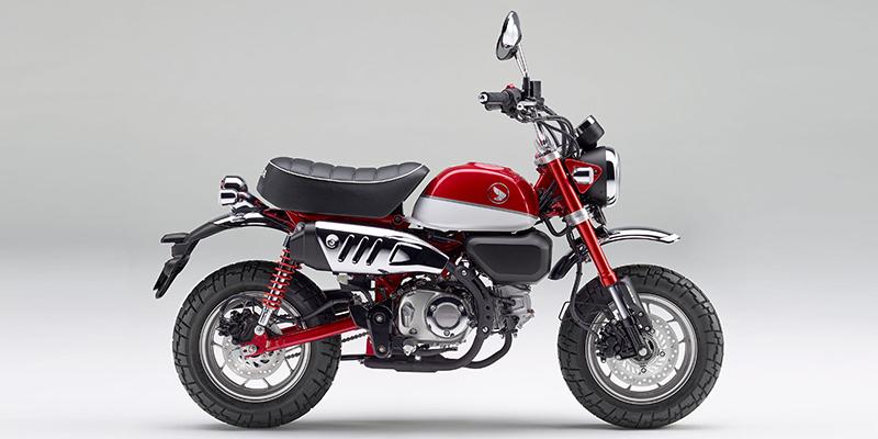 2020 Honda Monkey ABS at Wild West Motoplex